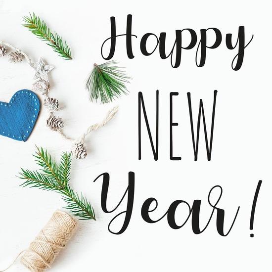 Bonne Année et Meilleurs Voeux